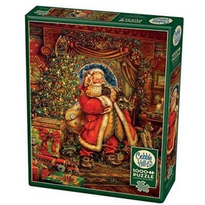 Christmas Presence 1000 piece puzzle