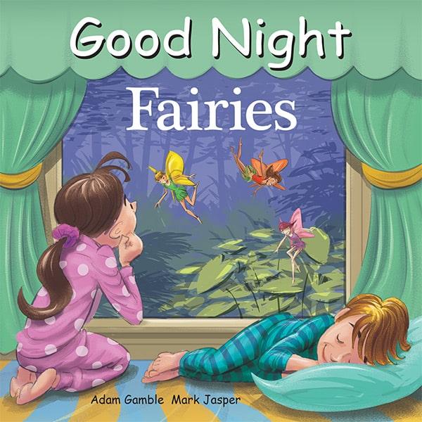 Good Night Fairies Board Book