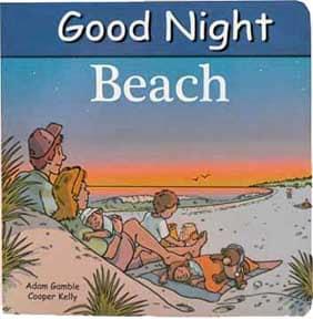 Good Night Beach Board Book