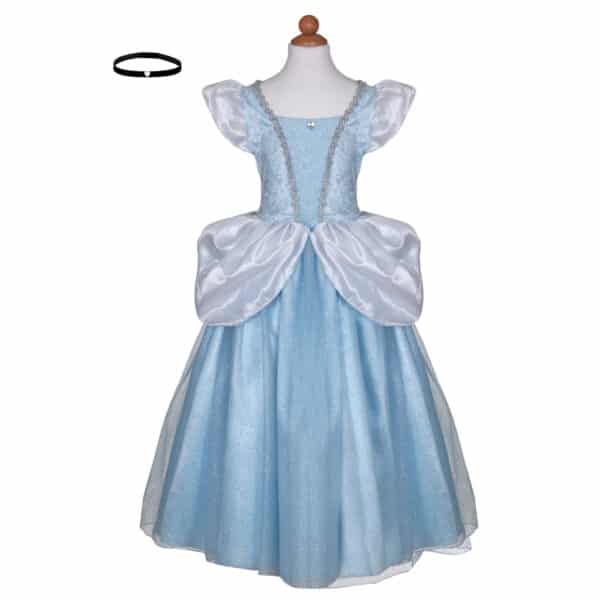 Deluxe Cinderella Gown, Size 5-6