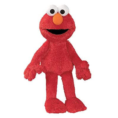 Sesame Street Elmo Stuffed Animal, 20 inches