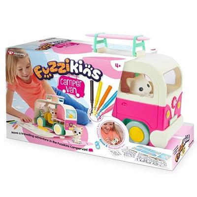 Fuzzikins Campervan Carrycase