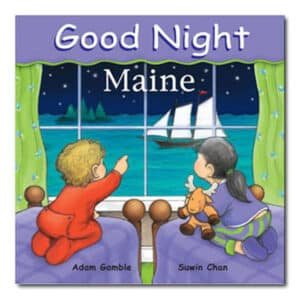 Good Night Maine Board Book