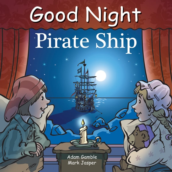 Good Night Pirate Ship Board Book