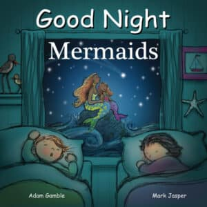 Good Night Mermaid Board Book