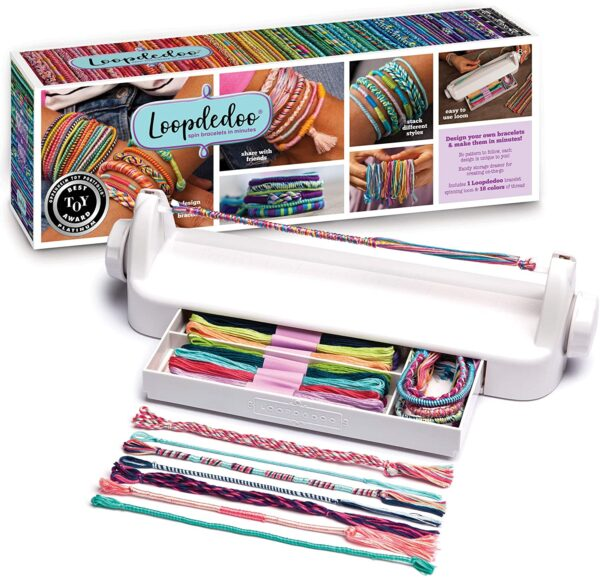 Loopdedoo Friendship Bracelet Maker Kit