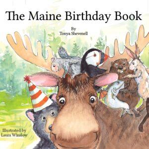 Maine Birthday Book