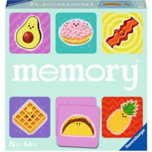 Foodies Favorite Memory Game