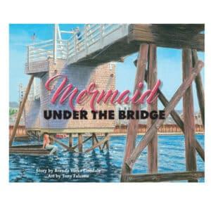 Mermaid Under the Bridge