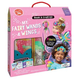 My Fairy Wands & Wings Jr. Craft Kit