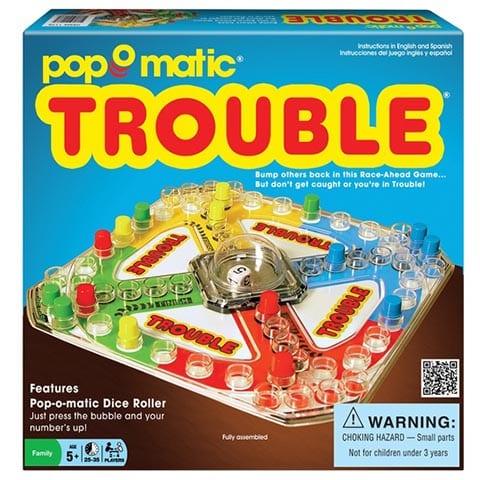 Pop-O-Matic Trouble
