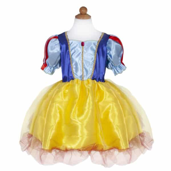 Snow White Tea Party Dress, Size 5-6