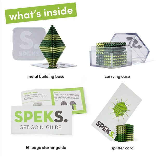 Speks Benjamins Green/Green