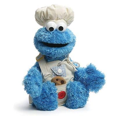 Teach me Cookie Monster 17″