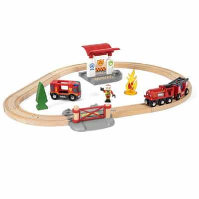 Brio Firefighter Set